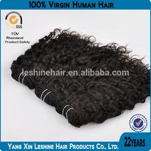 SGS/BV Wholesale 100% Human Natural Virgin Malaysian Curly Hair Weft