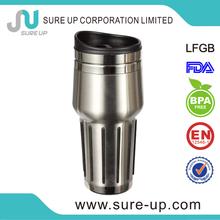 400ml aluminium water bottle with plastic lid