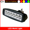 Made in China high brightness 6.3inch waterproof IP68 18w cre led truck light
