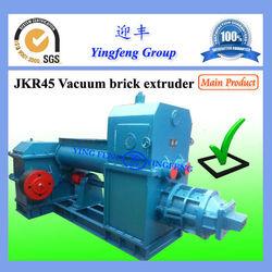 Auto lubrication system, JKR45 clay brick maker machine