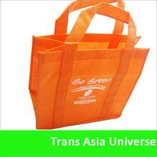 Hot Custom Cheap silk screen promotion tote bag