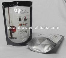 custom plastic flexile packaging aluminum foil cooking bags