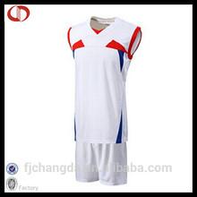Custom european basketball uniform design