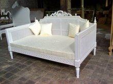 Muebles antiguos reproducción - francés diván