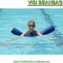 Cylinder cordura swimming pool bean bag noodles