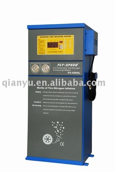Nitrogen Inflator Machine Fs4000l Nitrogen Inflator(ce