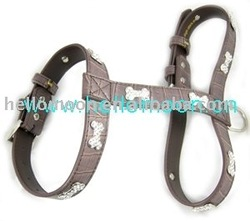 crystal pet harness