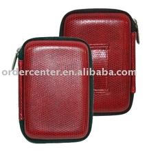 Hard cover camera case/Hard cover foam padding camera case
