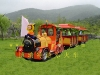 Electric Tourist Fun Train for Park and Amusement Park