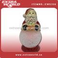 de cerámica de navidad adornos de árbol iluminado