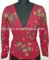Por todas partes suéter impreso (SNV8083)