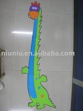 growth chart,eva foam growth ruler,eva toy