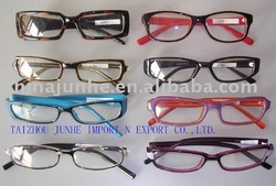 Injection optical frame