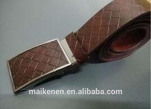 2014 fashion Genuine Leather men's Belts & men's Leather belt wholesale