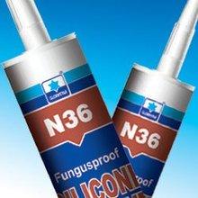N36 Neutral cure silicone sealant