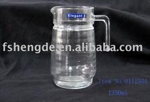 Glass pot Model No: 011250A