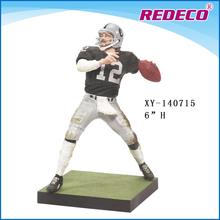 Resin custom sport figurine