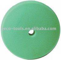 """9"""" Fine Green Foam Polish Pad"""