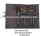 7pcs cosmetic brush set