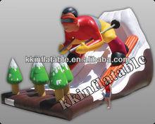 Hot Spiderman Inflatable Slide,Inflatable Spiderman Slide For Sale