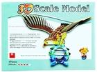 3D PUZZLE EAGLE