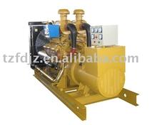 500KW Shangchai Open Type Diesel Generator Set