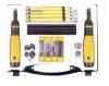Deburring tools & blades set (44pc)