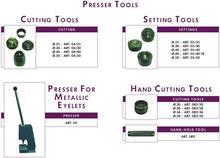 Presser Tools