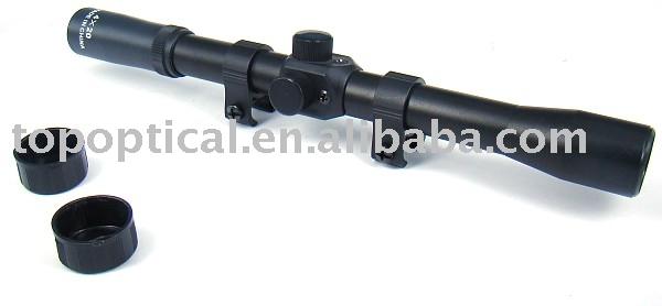 4x20 general rifle scope