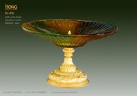 QJ-025 bronze sculpture craft sculpture bronze crystal sculpture items