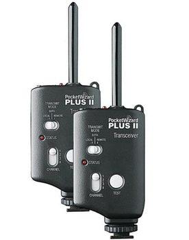 Pocket Wizard wireless transceiver PLUS II / MAX