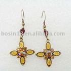 diamond dangler/fashion earring/imitation jewelry