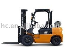 2-2.5T LPG Forklift