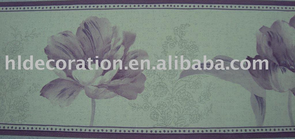 line wallpaper. See larger image: border/waist line/wallpaper border/wallpaper border/pvc