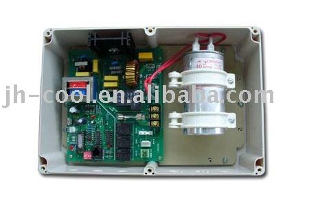 control box (control box for evaporative cooler)