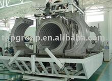 PE/PP/PVC Corrugated Pipe Machine