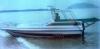paraglider boat