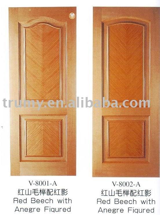 Porte en bois pleine portes id du produit 207415499 french for Porte pleine bois