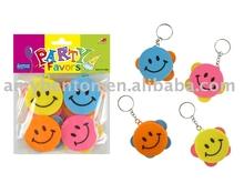 Tamburine Keychain , keychain toys, promotional toys AB406004-P