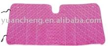 Pink Diamond Sun Shade