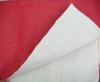 suede fabric back with T/C 65/35 for sofa