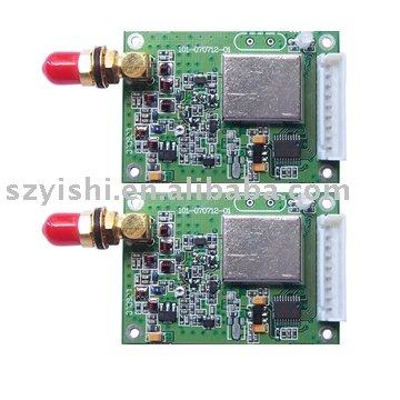 433 mhz módulo de rf, 3km transmisor-receptor inalámbrico de datos