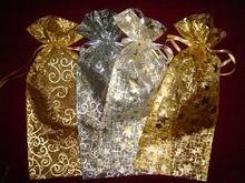 organza pouch&wedding pouch&candy bag