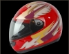 MOTORCYCLE FULL FACE HELMET D801