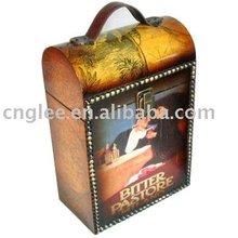 wine box/wooden wine case/gift box/wood case
