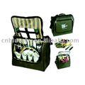Bscm- 88618 diseñador de accesorios de picnic en un bolso más fresco con sacacorchos