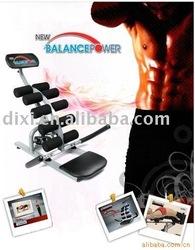 """Balance Power"" Fitness Equipment"