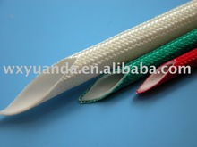 HST Silicone Extruded and Fiberglass Braided Sleeves