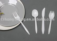 PP plastic cutlery