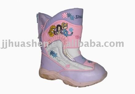 cowboy boots cartoon. kid cartoon boots(China